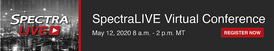 SpectraLIVE Virtual Conference