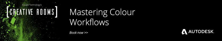 Mastering Colour Workflows