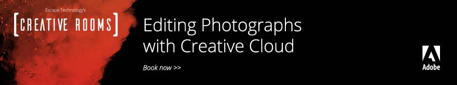 Editing Photographs with Creative Cloud