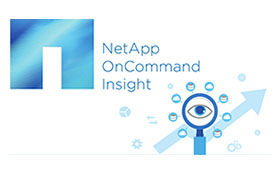 NetApp : OnCommand Insight - storage monitoring & management